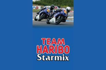 Team Haribo Starmix Triumph Daytona 675