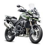 TRIUMPH ANNOUNCES XC VERSION OF AWARD WINNING TIGER EXPLORER