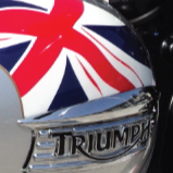 Staffordshire Triumph produce Jubilee Special T100
