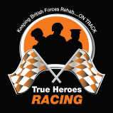 Chequered Flag Flies for True Heroes