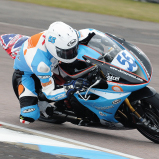 RACE REPORT - THRUXTON 14.04.13