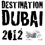 Destination Dubai revise route
